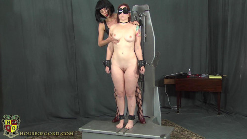 Sophia Locke's Gord Girl Evaluation BDSM