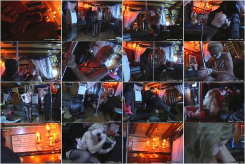 Painvixens – 18 Aug 2010 – Bondage Barmaid Treat