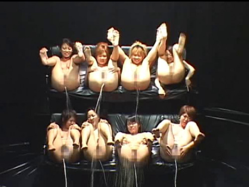 Piledriver Large Fountain Enema Asians BDSM