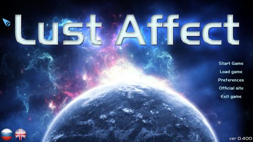 Lust Affect – Version 0.400 PC