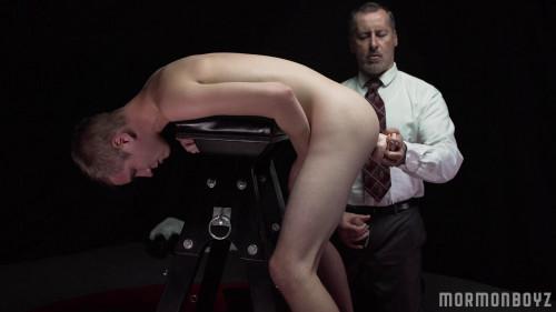 Mormonboyz - Elder Stewart - Purification (with Patriarch Smith) Gay Unusual