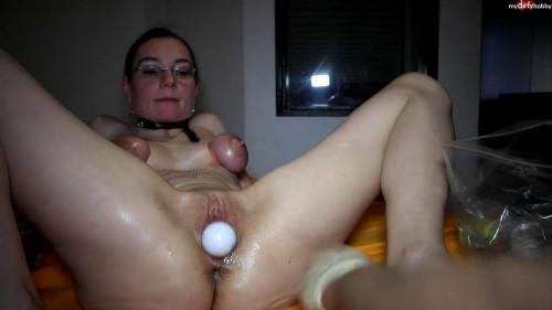 Violent holes elongation at userdate BDSM
