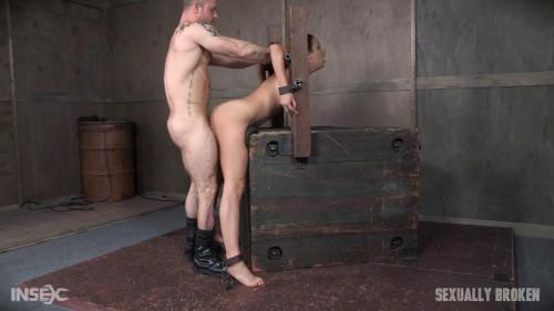 Sophia Grace is brutally bound! BDSM