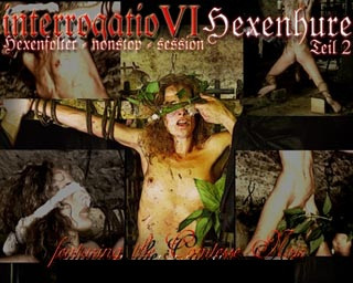 Interrogatio 6: Die Hexenhure 2 (Witch Whore 2)