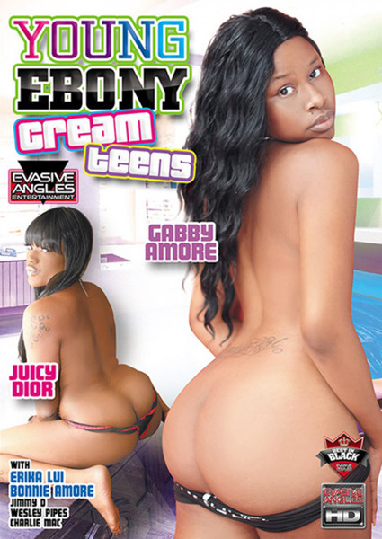 Young Ebony Cream Teens Ebony