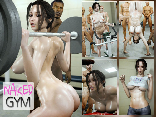 Jared999D - Naked Gym
