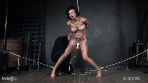 Rope Domination For Skinny Slave R.E. Zee