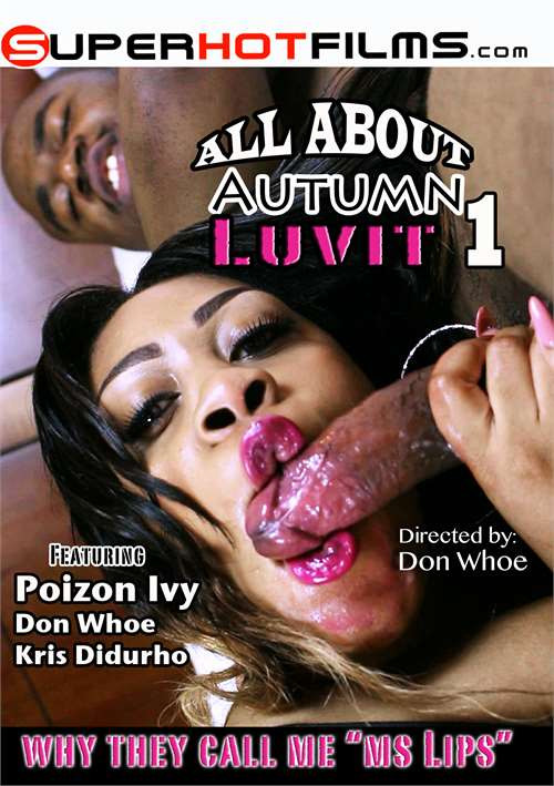 all about autumn luvit vol.1 Ebony