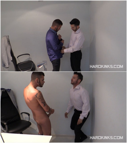 Using the employee Gay BDSM