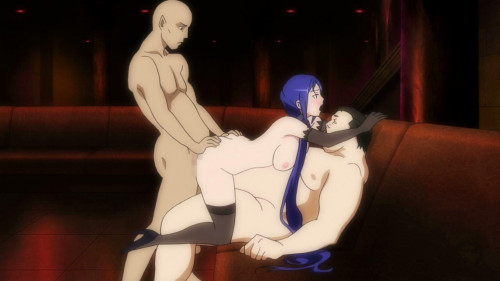 Zetsubou - Taimanin Yukikaze - Scene 3 - Full HD 1080p Anime and Hentai