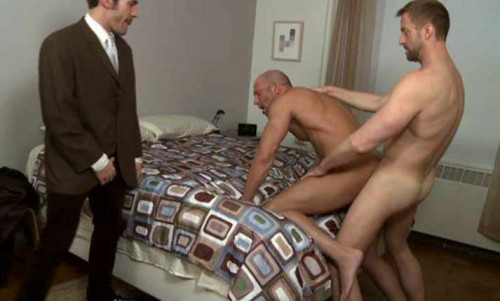 Anal Convention At Hotel