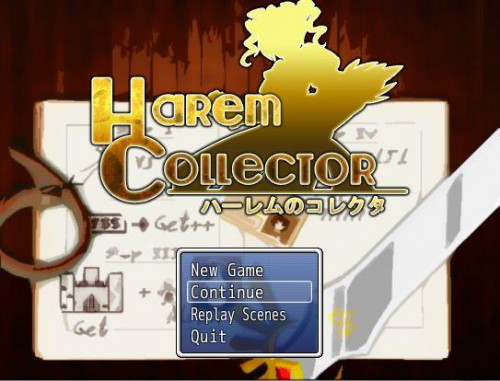 Harem Collector - Super Game