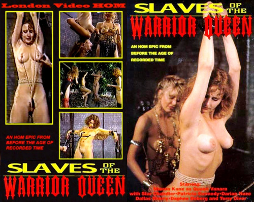 Slaves Of The Warrior Queen - London Video HOM
