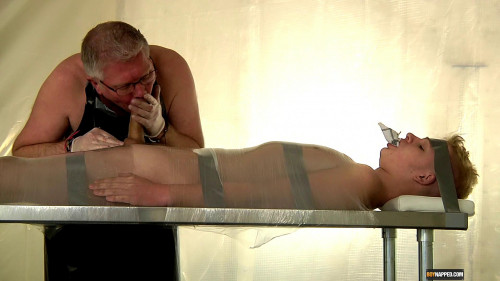 Taped Down Twink Drained Of Cum (Alex Silvers, Sebastian Kane) 1080p