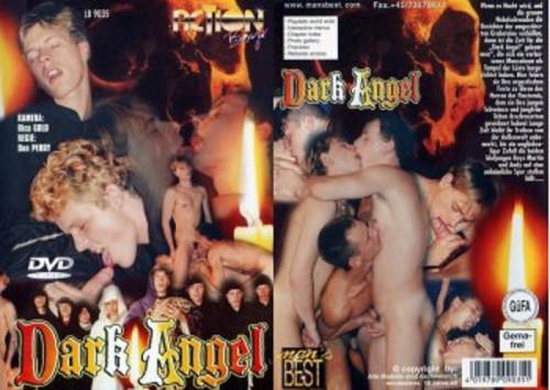 Man's Best - Dunkle Engel (Dark angel) Gay Retro