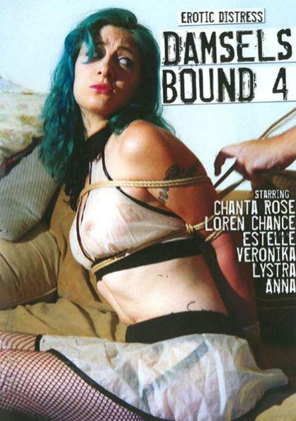 Damsels Bound 4 DVD