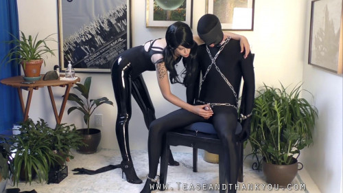 Mistress Helix - Vicious Tease Femdom and Strapon