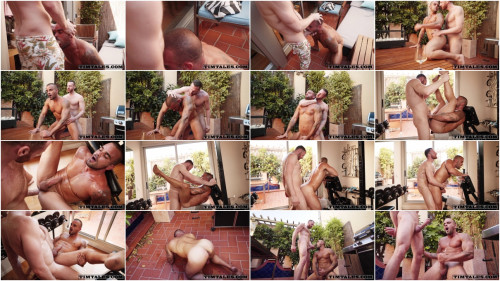 Damien Crosse makes his debut and gets fucked senseless (2016)