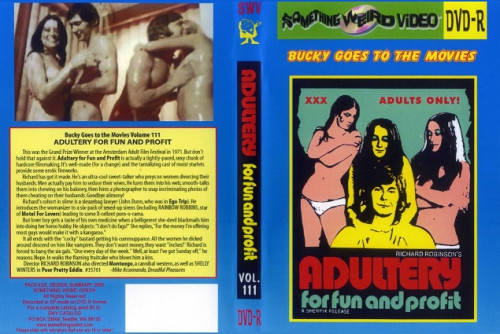 Adultery For Fun And Profit (1971) Vintage Porn