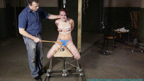 Employee Discipline - A New Office Chair for Cherry Doll - Part 2 BDSM