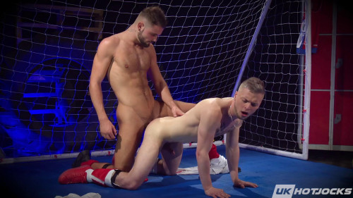 UK Hot Jocks - Koby and Jeffrey