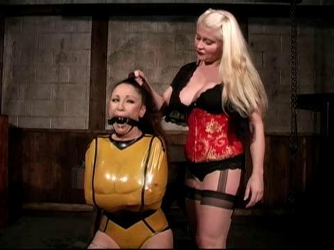 Pumping Rubber BDSM