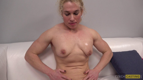 Bara Czech Casting FullHD 1080p MILF Sex