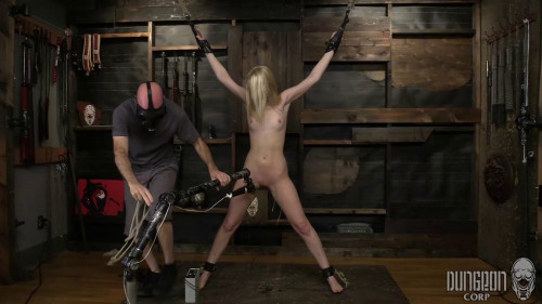 Blonde and Submissive Part 1 BDSM
