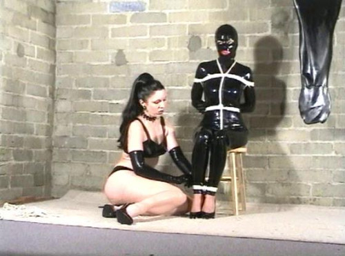 The Danger Ladies part 2 BDSM Latex