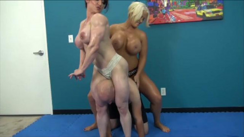The Best Gold Porn EroticMuscleVideos Collection part 8 Female Muscle