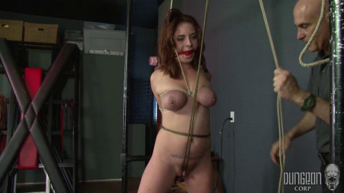 Tightly Tied Tits