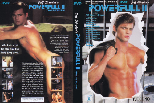 Powerfull Part 2 The Return (1989) Stryker Productions