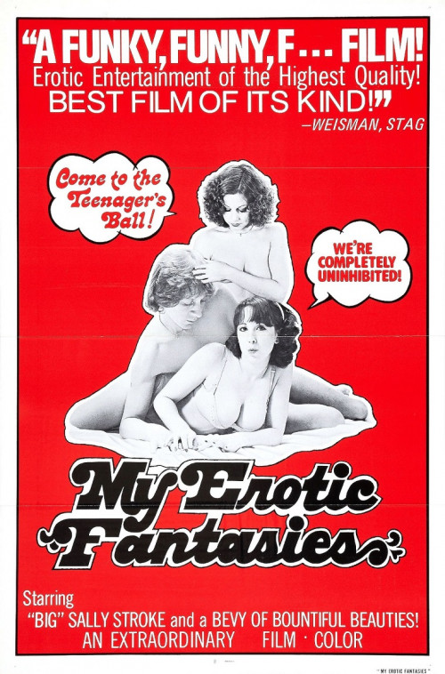 My Exotic Fantasies Vintage Porn