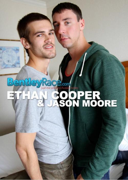 B Race - Ethan Cooper fucks his mate Jason Moore