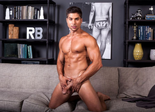 RandyBlue - Hot Italian Muscle Pup, Fabio Acconi
