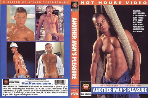 Hot House - Bullwhip - Another Man's Pleasure (1995) Gay Retro