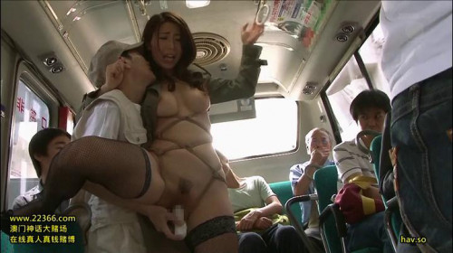 Ayumi Shinoda of Married Woman Asians BDSM