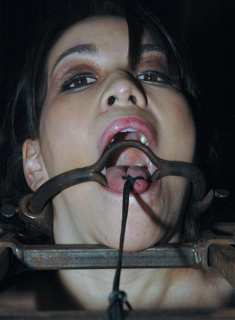 Otherworldly world of BDSM