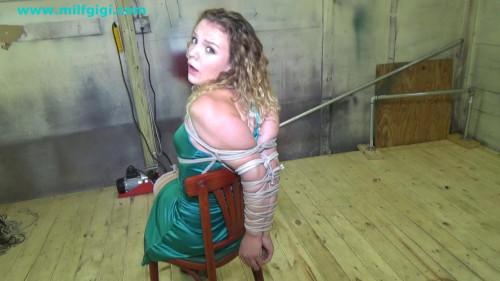 19 year old coercive to be lesbo restraint bondage tool