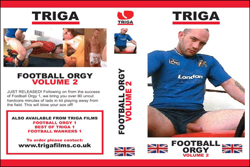 Triga Films – Football Orgy Vol.2 (2003)