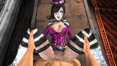 Borderlands Edition HD 3D Porno