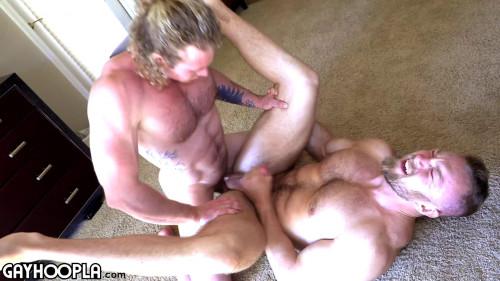 GayHoopla - Sage Hardwell Top Bryce Beckett