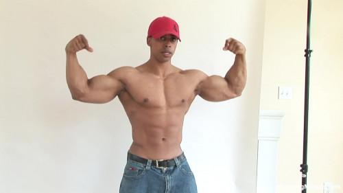 Pumping Muscle Eric C Photo Shoot HD Gay Unusual