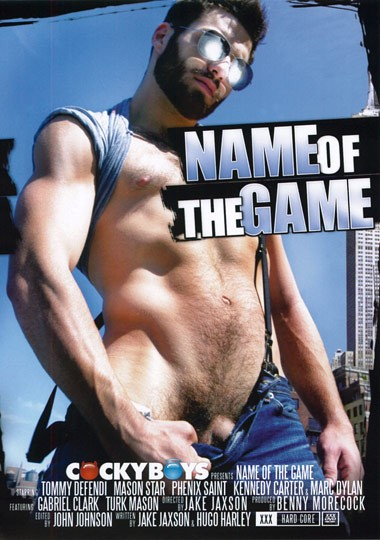 Name Of The Game Gay Movies