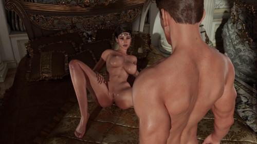 Cerene 3D Porno