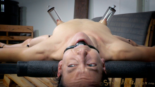 Brutally Deep Throated Without Mercy - Elise Graves - HD 720p
