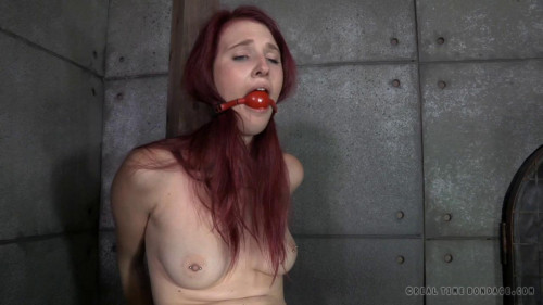 Rain DeGrey Faces the Challenging, Brutal Bondage She Was Begging For BDSM