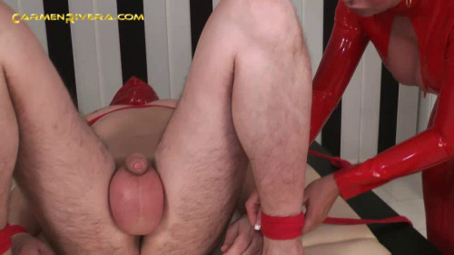 Lets Fuck! Femdom and Strapon