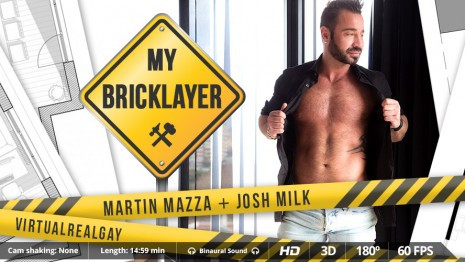 Virtual Real Gay - My Bricklayer (PlayStation VR)