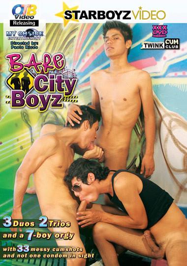 Bare City Boyz Gay Movie